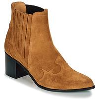 Chaussures Femme Bottines Emma Go BROOKLYN Cognac