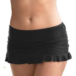 Vêtements Femme Maillots de bain séparables Rosa Faia Jupette pour le bain Kiki Island Hopping Noir Noir