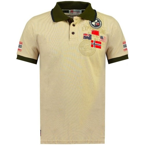 Geographical Norway Polo Homme Kundredal