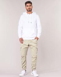 Vêtements Homme Pantalons cargo Urban Classics CARGO JOGGING PANTS Beige