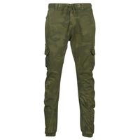 Vêtements Homme Pantalons cargo Urban Classics CAMO CARGO JOGGING PANTS Camouflage