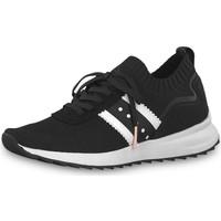 Chaussures Femme Running / trail Tamaris 23709 noir