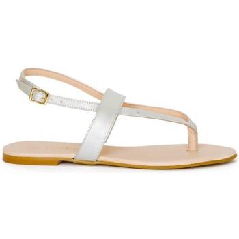 Chaussures Femme Sandales et Nu-pieds By Peppas S FORMENTERA Argenté