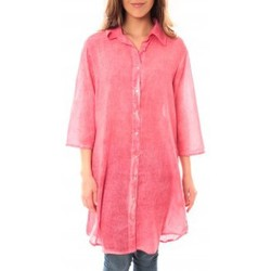 Vêtements Femme Robes courtes Palme Tunique Honolulu 47262 Rose Rose