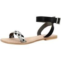 Chaussures Femme Sandales et Nu-pieds Initiale Paris maedane noir