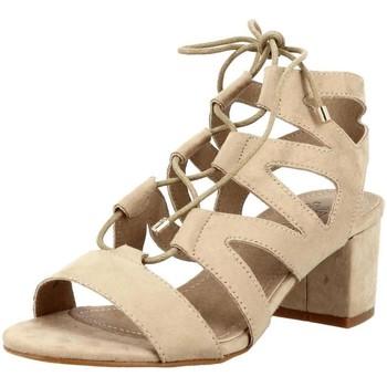 Chaussures Femme Sandales et Nu-pieds Initiale Paris sorento beige