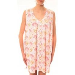 Vêtements Femme Robes courtes Lara Ethnics Robe Maia Rose Rose
