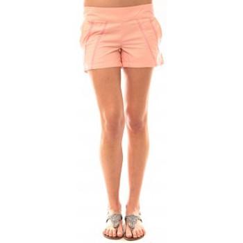 Vêtements Femme Shorts / Bermudas Lara Ethnics Short Lola Rose Rose