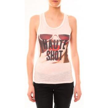 Vêtements Femme Débardeurs / T-shirts sans manche By La Vitrine Débardeur D2703 Rose Rose