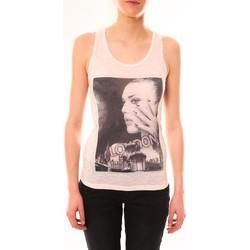 Vêtements Femme Débardeurs / T-shirts sans manche By La Vitrine Débardeur D2709 Rose Rose