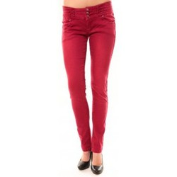 Vêtements Femme Jeans droit Dress Code Jeans Rremixx RX320 Rouge Rouge