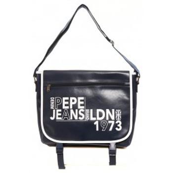 Sacs Femme Besaces Pepe jeans Sac Lisa 7075051 Marine Bleu