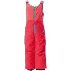 Vêtements Fille Combinaisons / Salopettes Longboard Lili rose salopette  g Rose