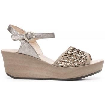 Chaussures Femme Sandales et Nu-pieds 24 Hrs 24 Hrs mod.21065 Beige