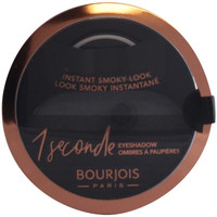 Beauté Femme Fards à paupières & bases Bourjois Stamp It Smoky Eyeshadow 001-black On Track 1 u