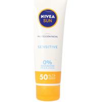 Beauté Protections solaires Nivea Sun Facial Sensitive Spf50