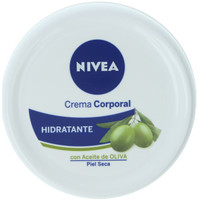 Beauté Hydratants & nourrissants Nivea Aceite De Oliva Crema Corporal Piel Seca