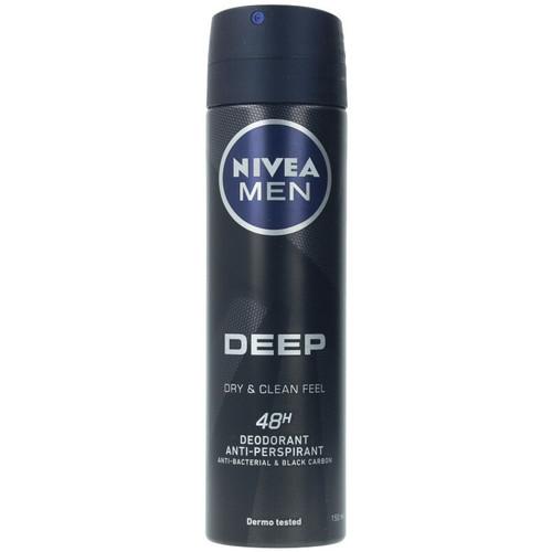 Vaporisateur Men Deo Nivea 150 Carbon Homme Ml Déodorants Black Deep qGSVpMUzL