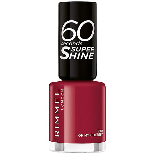 8 60 Ongles Ml London Cherry Vernis My 710 oh Shine Super Rimmel À Femme Seconds Igb6yvmYf7