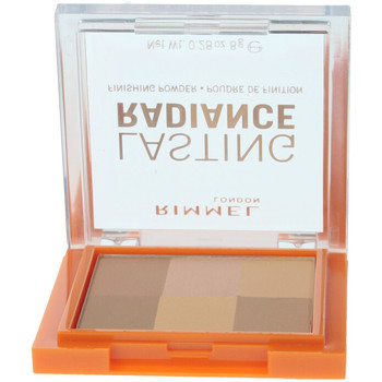 Beauté Femme Blush & poudres Rimmel London Lasting Radiance Finishing Powder 002-honeycomb 8 g