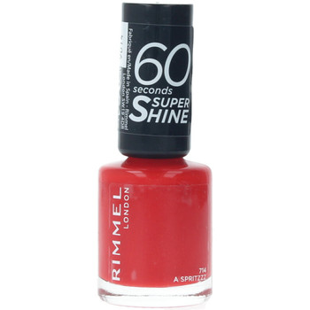 Beauté Femme Vernis à ongles Rimmel London 60 Seconds Super Shine 714-a Spritzzz  8 ml
