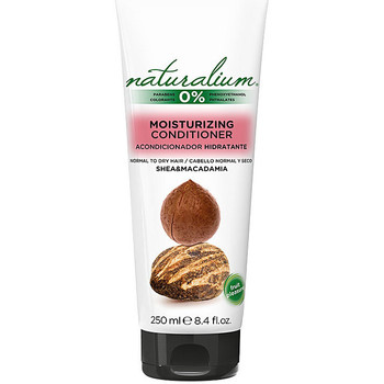 Beauté Soins & Après-shampooing Naturalium Shea & Macadamia Moisturizing Conditioner