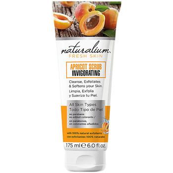 Beauté Masques & gommages Naturalium Apricot Scrub Invigorating