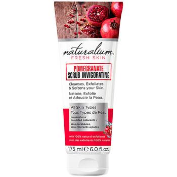 Beauté Masques & gommages Naturalium Pomegranate Scrub Invigorating