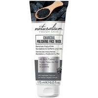 Beauté Masques & gommages Naturalium Carbon Polishing Face Mask