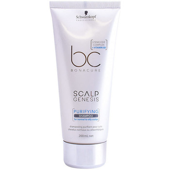 Beauté Shampooings Schwarzkopf Bc Scalp Genesis Purifying Shampoo  200 ml