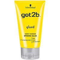 Beauté Soins & Après-shampooing Schwarzkopf Got2b Glued Water Resistant Spiking Glue  150 ml
