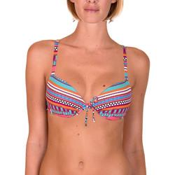 Vêtements Femme Maillots de bain séparables Lisca Haut maillot de bain push-up Capri  corail Corail