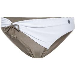 Vêtements Femme Maillots de bain séparables Beachlife Bas maillot de bain plissé White Blanc