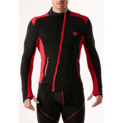 Vêtements Homme Sweats Code 22 Veste de compression Noir