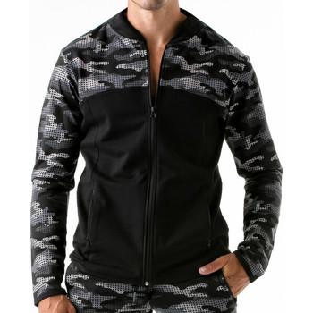 Vêtements Homme Sweats Code 22 Veste de sport Urban Camo Code22 Camouflage