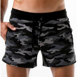 Vêtements Homme Shorts / Bermudas Code 22 Short Urban Camo Camouflage