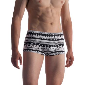 Sous-vêtements Homme Boxers Olaf Benz Shorty de bain BLU1856 Unique