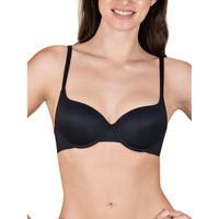 Sous-vêtements Femme Emboitants Lisca Soutien-gorge préformé Bella  - Bonnets B à E Noir