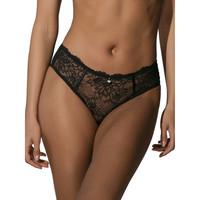 Sous-vêtements Femme Culottes & slips Luna Slip Character de Noir