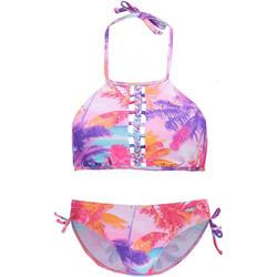 Vêtements Femme Maillots de bain 2 pièces Lascana Ensemble 2 pièces bikini bustier Bench Unique