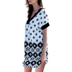 Vêtements Femme Robes courtes Admas Robe de Plage Surfs Blanc