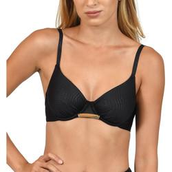 Vêtements Femme Maillots de bain séparables Lisca Haut maillot de bain Bari Noir