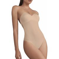 Sous-vêtements Femme Bodys Selmark Body préformé invisible Etna Peau