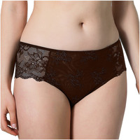 Sous-vêtements Femme Shorties & boxers Luna Shorty Honeymoon Chocolat