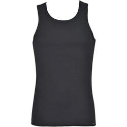 Vêtements Homme Débardeurs / T-shirts sans manche Lisca Débardeur Zeus  Men Noir