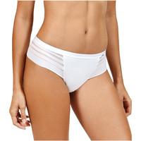Sous-vêtements Femme Tangas Lisca Brésilien Alegra Blanc