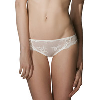 Sous-vêtements Femme Slips Luna Slip Honeymoon Ivoire