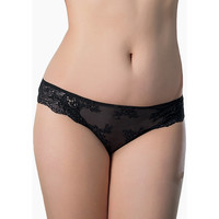 Sous-vêtements Femme Slips Luna Slip Honeymoon Noir