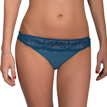 Sous-vêtements Femme Tangas Luna Brésilien Gothic de Bleu