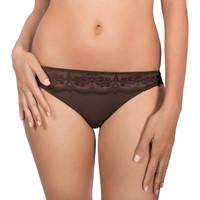 Sous-vêtements Femme Tangas Luna Brésilien Gothic de Chocolat